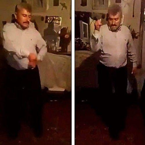 Lobo Vásquez bailando