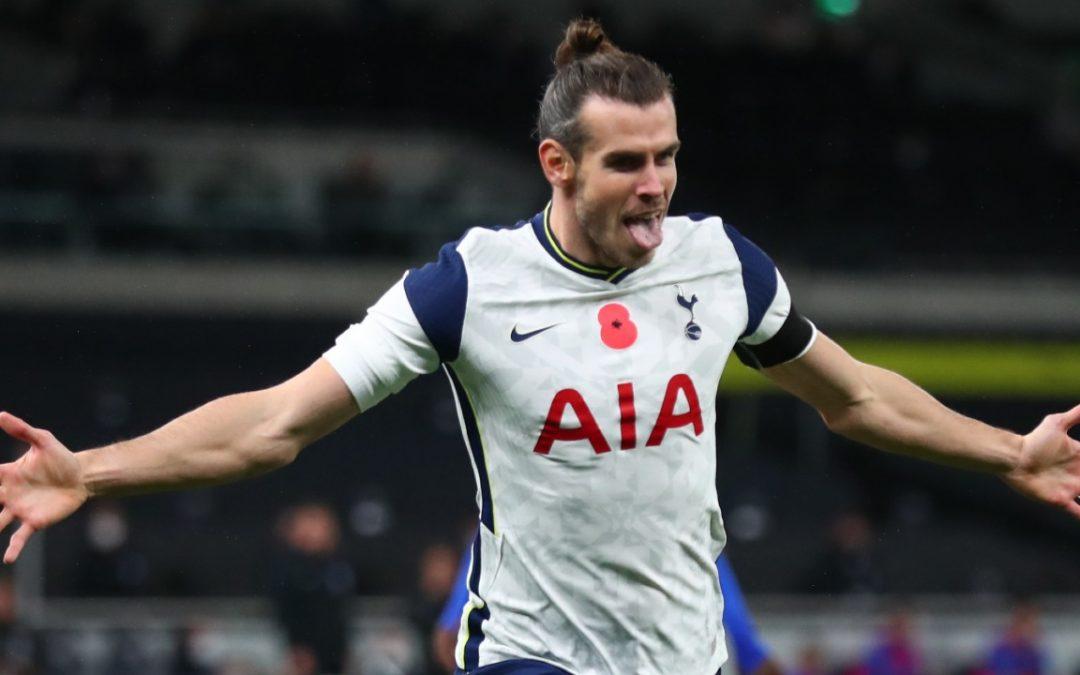 Así fue el primer gol de Gareth Bale desde que regresó al Tottenham
