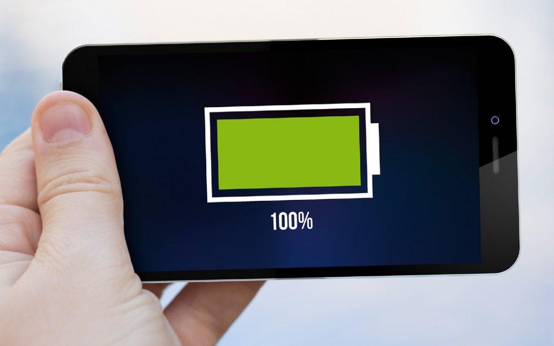 Así puedes optimizar la batería de tu dispositivo al cargarlo