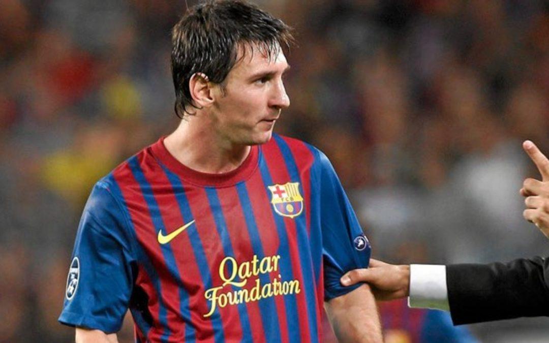 Ellos son los dos mejores técnicos, según Messi