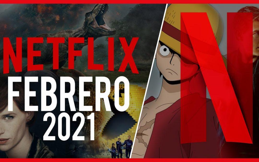 Estos son los 16 títulos originales de Netflix para febrero