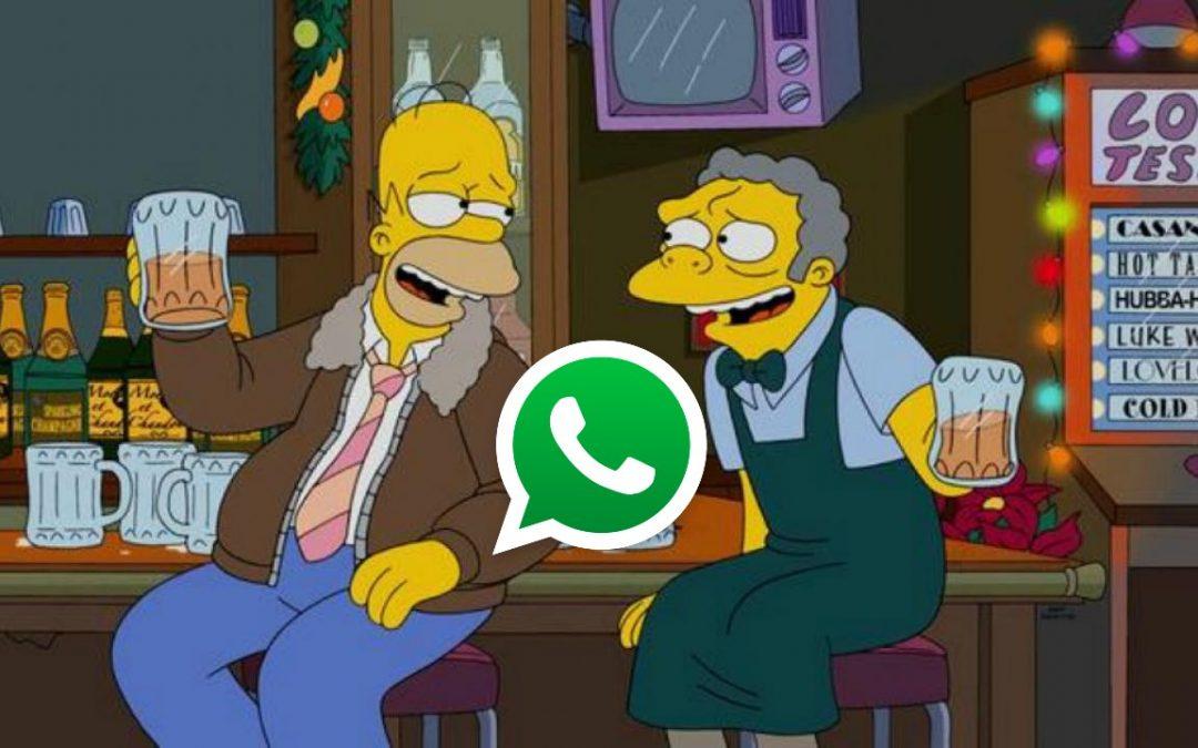 Cómo activar el «modo borracho» de WhatsApp