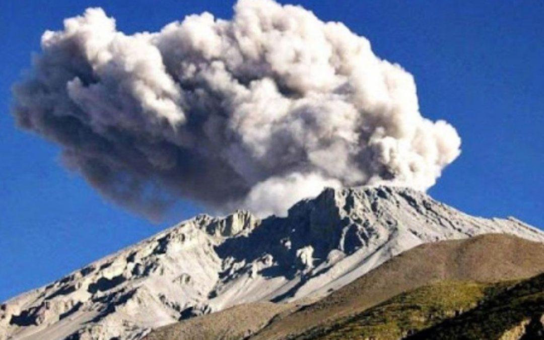 La mayor erupción de la historia: De Perú llegó a Canadá, Rusia y Alemania