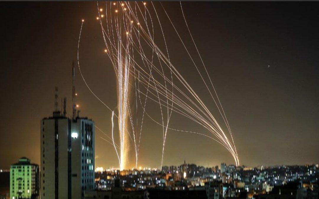 Así es como Israel activa Cúpula de Hierro por nuevo ataque con misiles