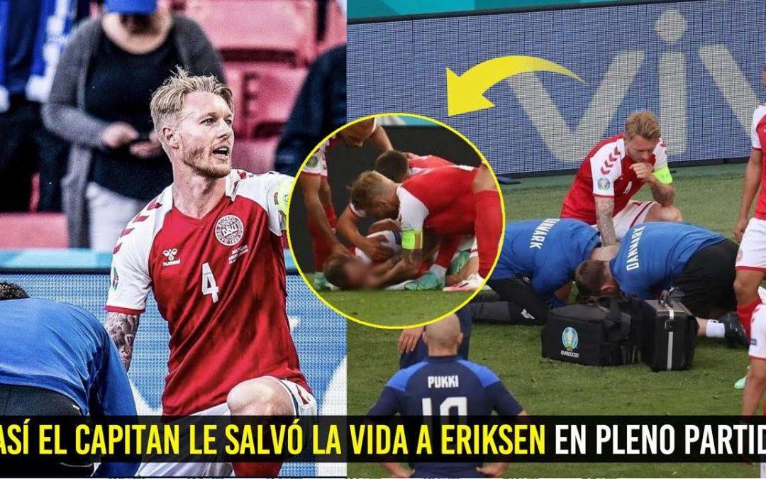 «Eriksen estuvo muerto», asegura el médico de la selección danesa